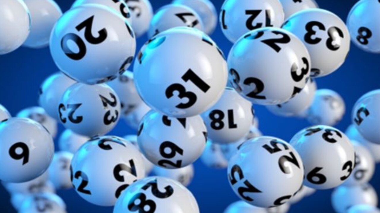Supplied  Powerball and generic