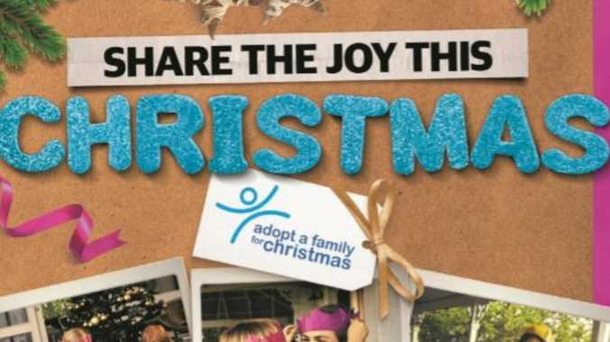 Last chance to Adopt a Family this Christmas