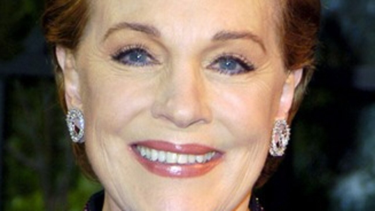 The Sound of Music actress Julie Andrews was fascinated by an orgy scene her husband directed in 1979.