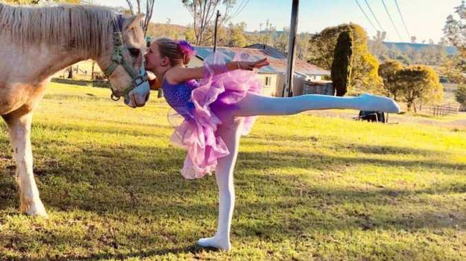 Tansey dancer dreaming big for her town