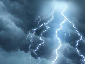 WARNING: Storms moving in, 85km/h wind gusts recorded