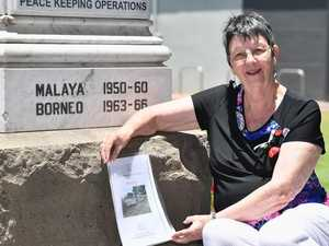 Why there is a call to move Hervey Bay cenotaph