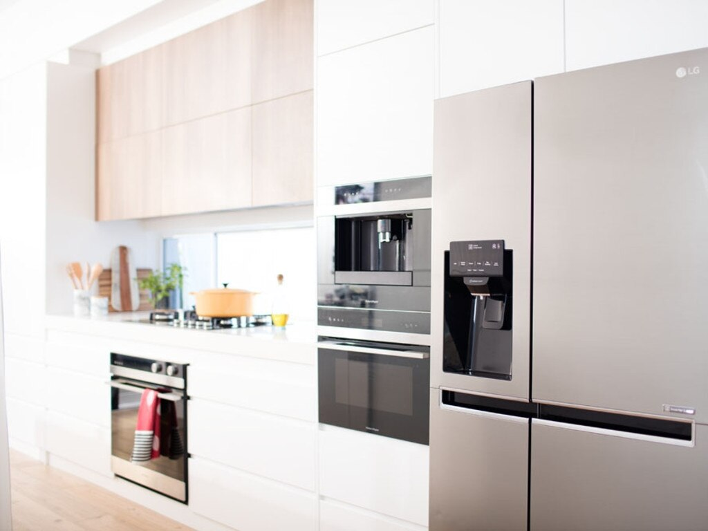 An example of an LG fridge. Picture: Supplied