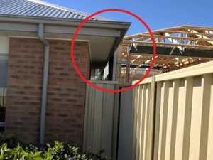 Aussie couple's building nightmare