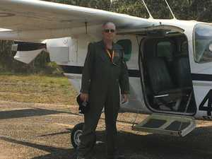 Pilot's tale: Hundreds of CQ homes saved from bushfire