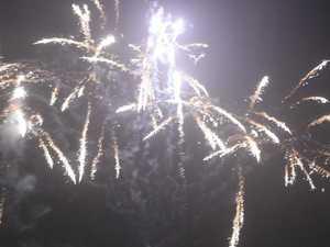Mayor urging a fireworks rethink