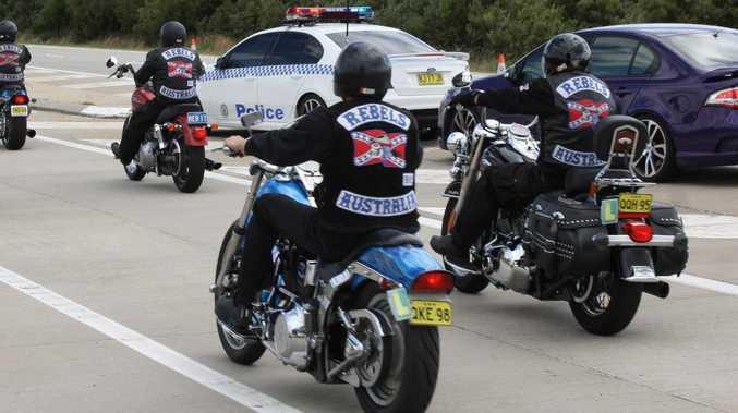 Outlaw bikies' fightback campaign