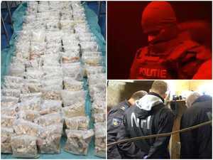 How police cracked $140m drug operation