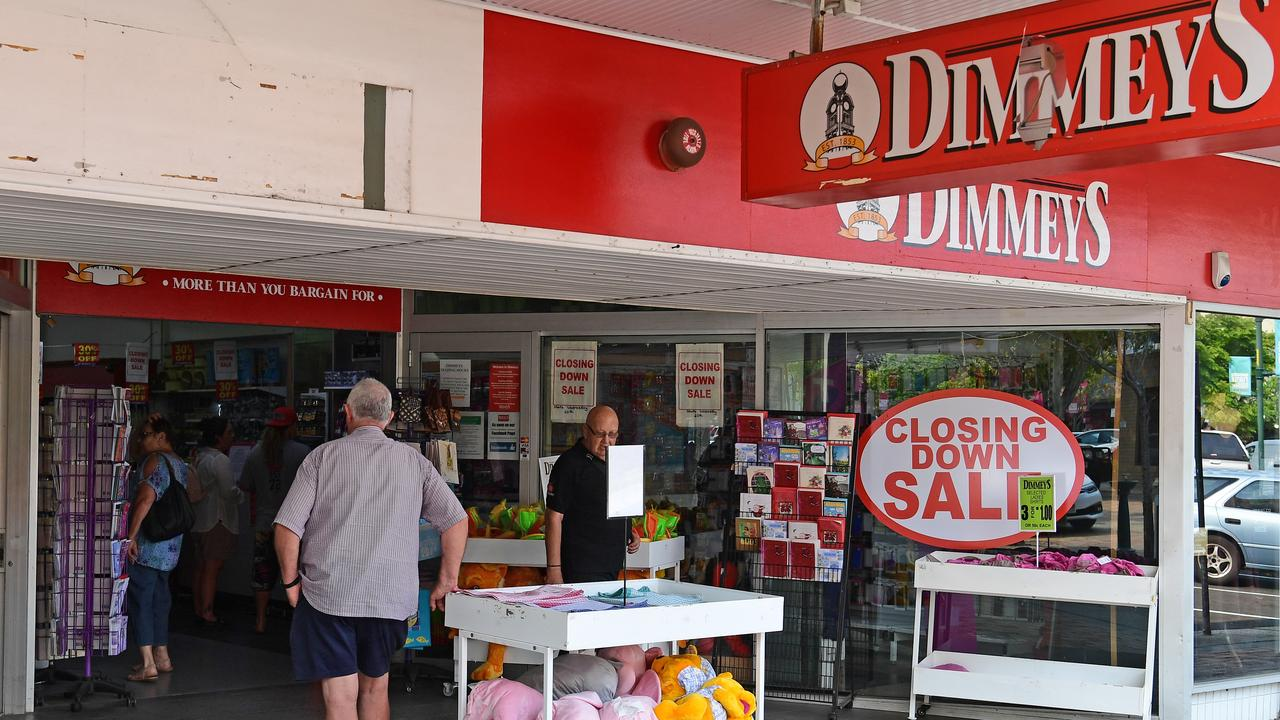 For 166 years, retail icon Dimmeys has won over bargain hunters. But this week, it abruptly announced it was about to close for good.