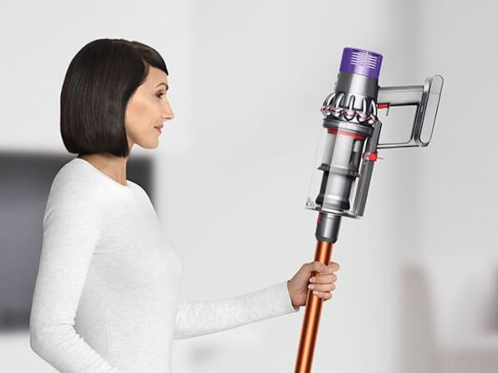 The Dyson stick vacuum cleaner. Picture: Dyson website