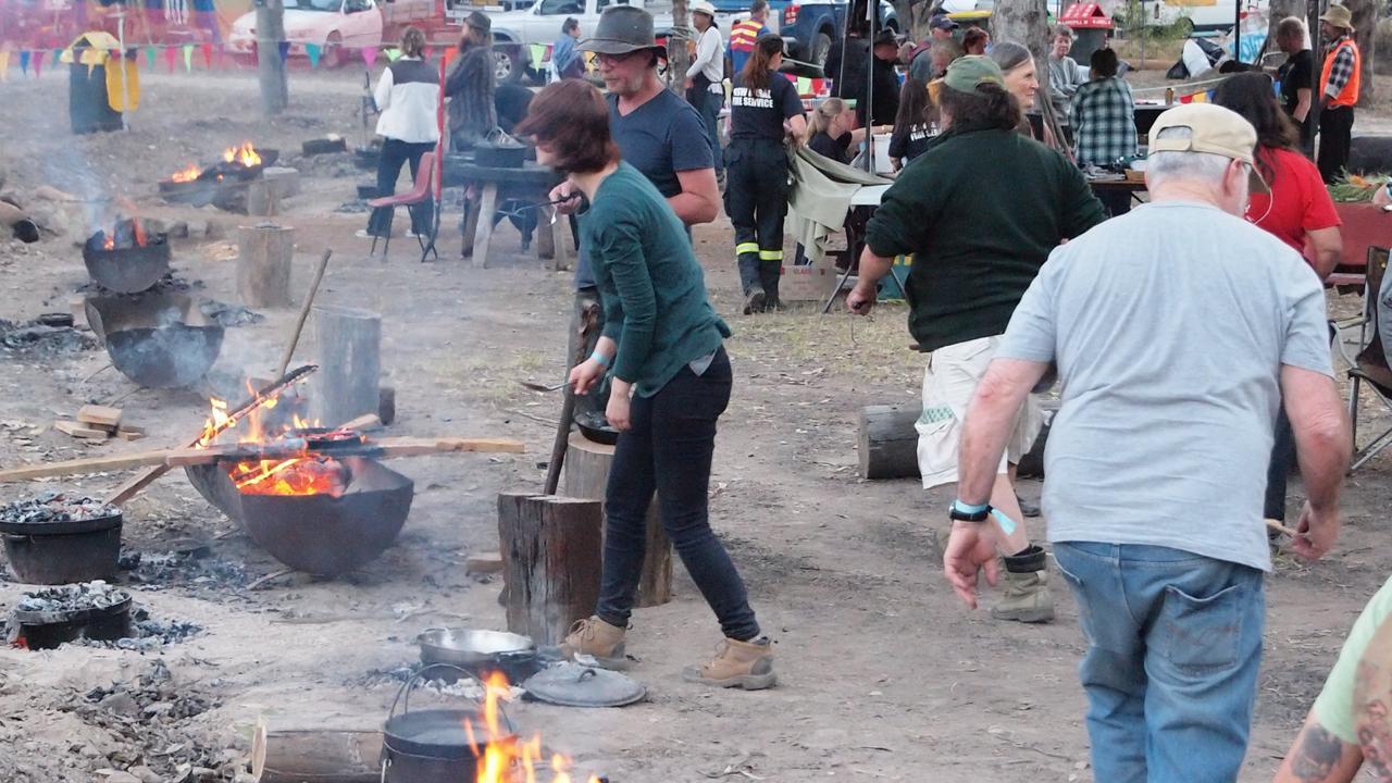 Nymboida Camp Oven Festival