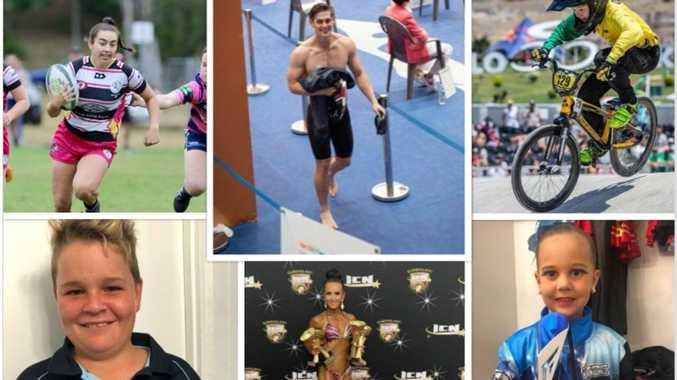 REVEALED: The Banana Shire's best athletes