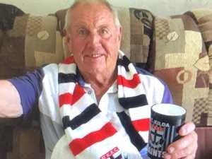 Search for elderly man missing from bushfire region