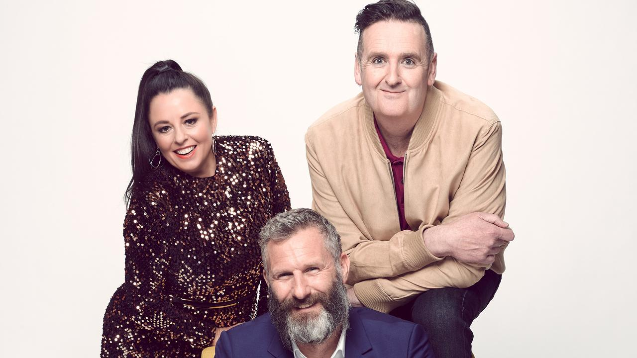 Myf Warhurst, Adam Hills and Alan Brough are reuniting for a special episode of Spicks and Specks for Ausmusic Month and three more episodes to screen next year.
