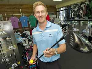 Golf pro moving to progress career
