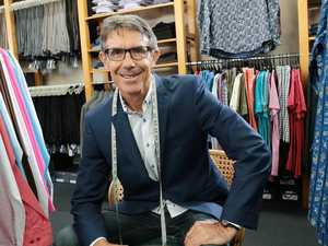 Men's fashion shop closes after 73 years