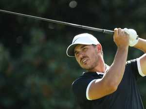 Koepka out but USA's Cup tilt hardly misses beat
