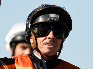 Jockey recovering after horrific fall