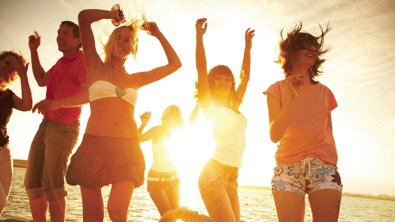 Police have revealed how many schoolies they arrested in Airlie Beach this year.