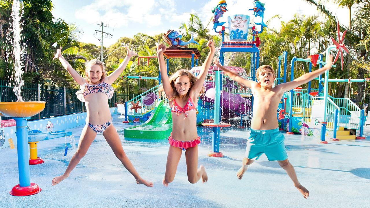 INDUSTRY LEADER: North Star Holiday Resort cleaned up at the Caravan and Camping Industry Association Awards of Excellence, taking out Holiday Park of the Year and the President's Award.
