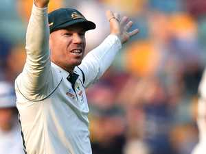 'Absolute panic': Warner busted for play delay