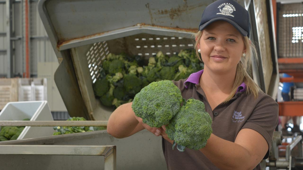 LIFE CHANGING: After growing up on a farm, Raneece Lerch swore she would never become a farmer but that all changed when she fell in love with one.