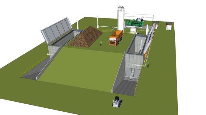 Construction on waste-to-energy plant to start next year