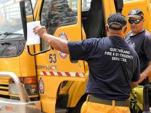 Fire emergency still in place for Ipswich, Lockyer Valley