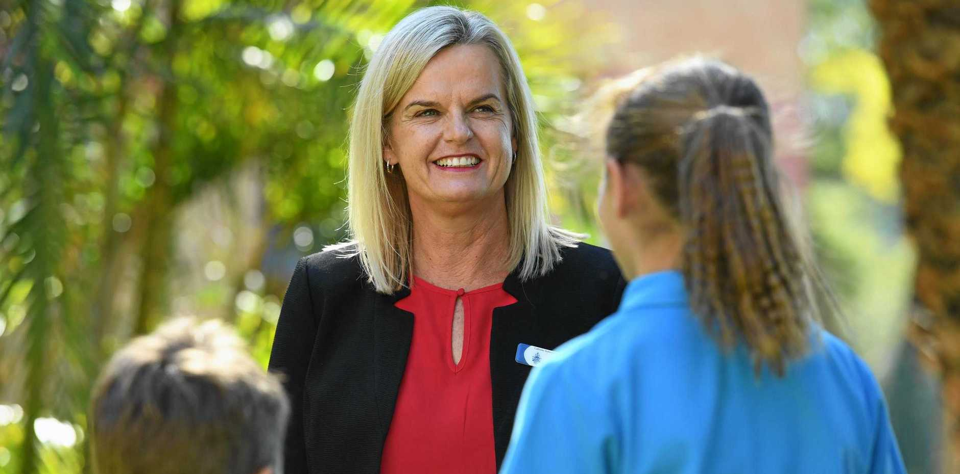 THE BOSS: Dr Sally Towns is the new Diocesan Director of Catholic Schools and the Chief Executive Officer of the Diocese of Lismore Catholic Schools Ltd.