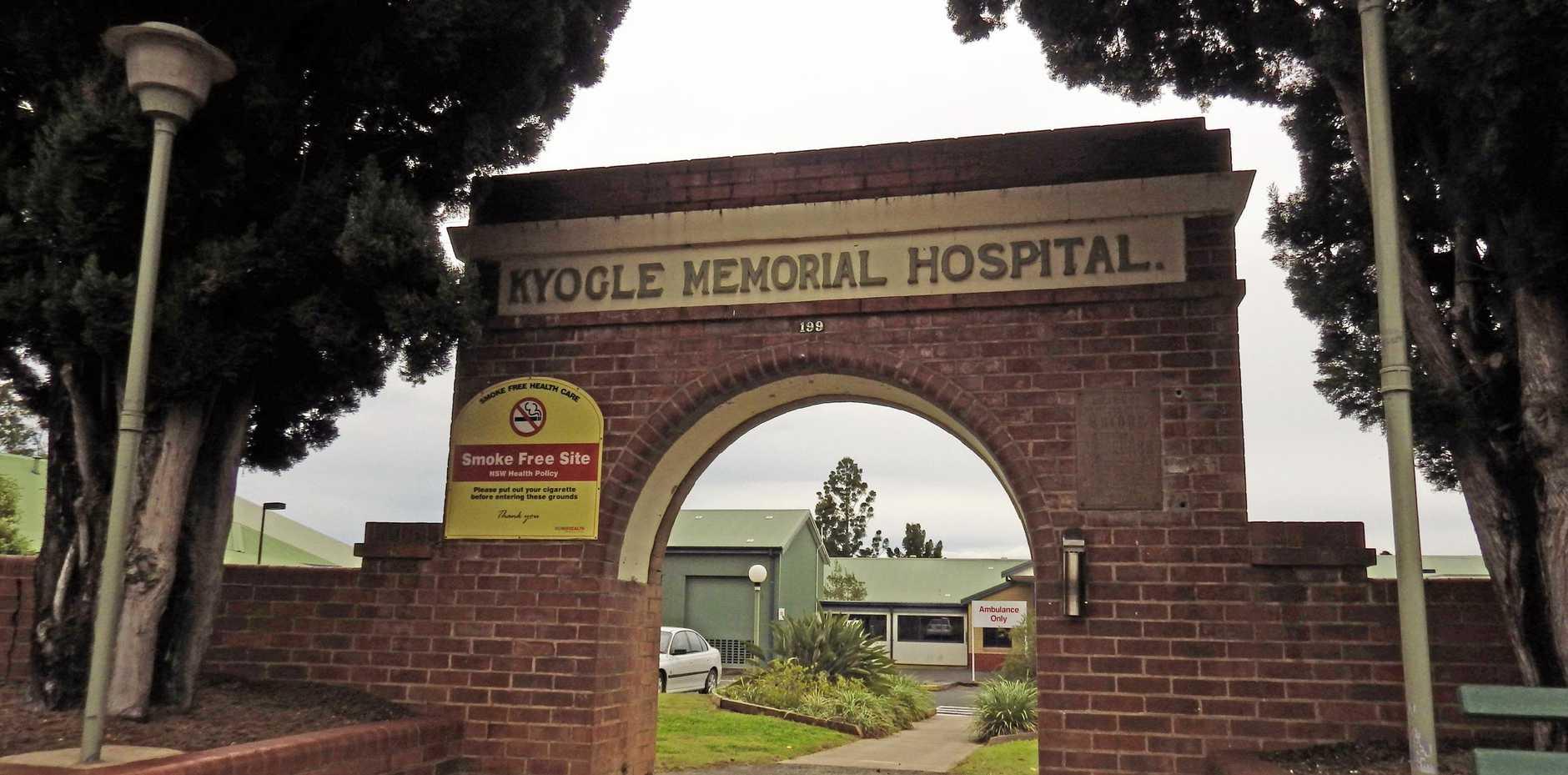 Kyogle Memorial Hospital.