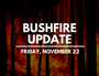 FIRE UPDATE: Latest Clarence bushfire information