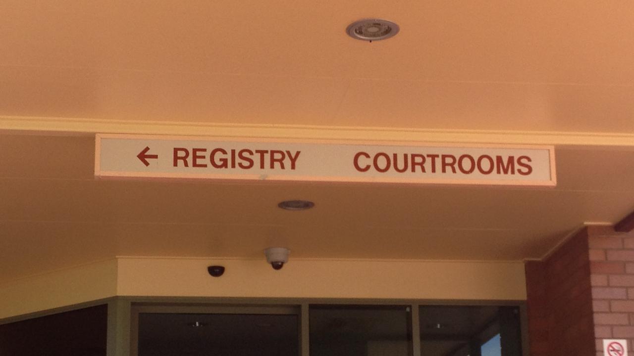 Hervey Bay court. Photo: Tracey Joynson