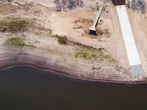 The Queensland town facing water 'day zero'