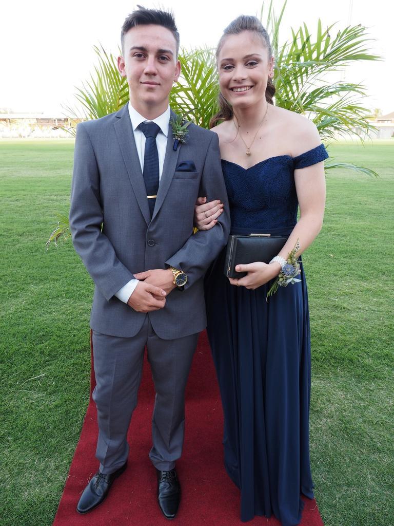 RSHS formal Joshua & Ally.