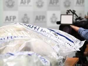 Aussie police make massive MDMA bust