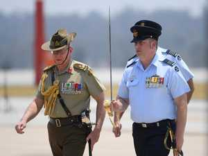 PHOTOS: RAAF 86 Wing awarded significant honour