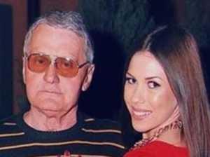 Grandad's shock as wife, 21, 'cheats'