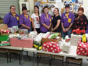 Giving families a reason to smile this Christmas