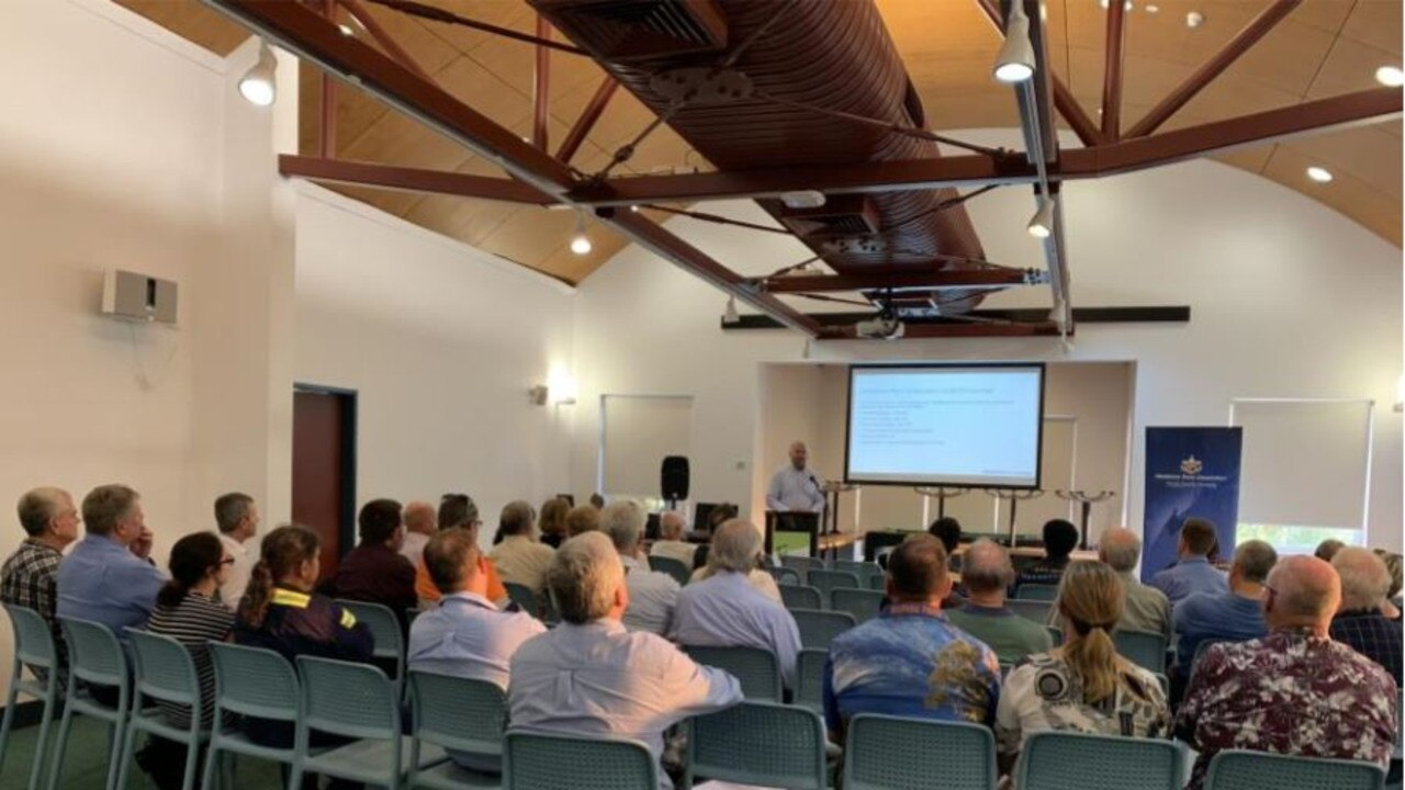 Gladstone Ports Corporation (GPC) welcomed community members last night to a Gladstone Port Update, providing an overview of new opportunities, key projects and operations for the port region.