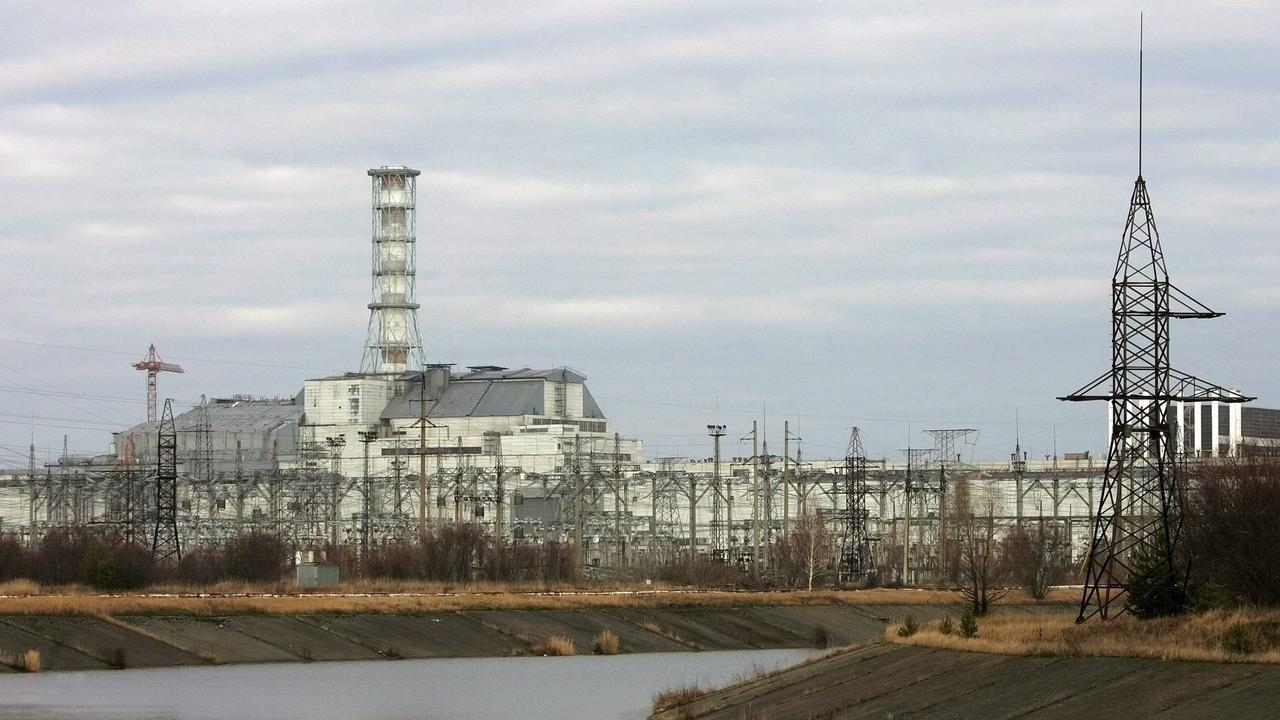 The levels reported were only a third of those workers at Chernobyl were exposed to. EPA/SERGEY DOLZHENKO
