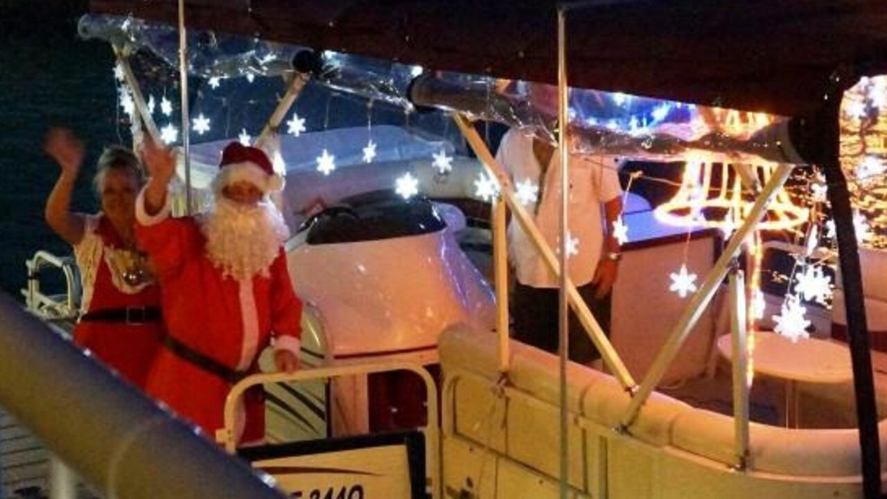 CHRISTMAS CHEER: Noosa Marina will have a visit from Santa on November 30 as they turn on their Christmas lights ahead of the festive season.