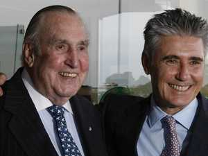 Legendary bookmaker Bill Waterhouse dies