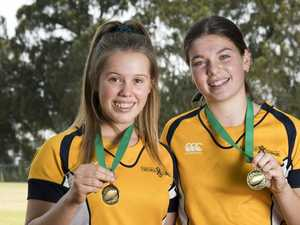 Fairholme claim first Rugby Sevens titles