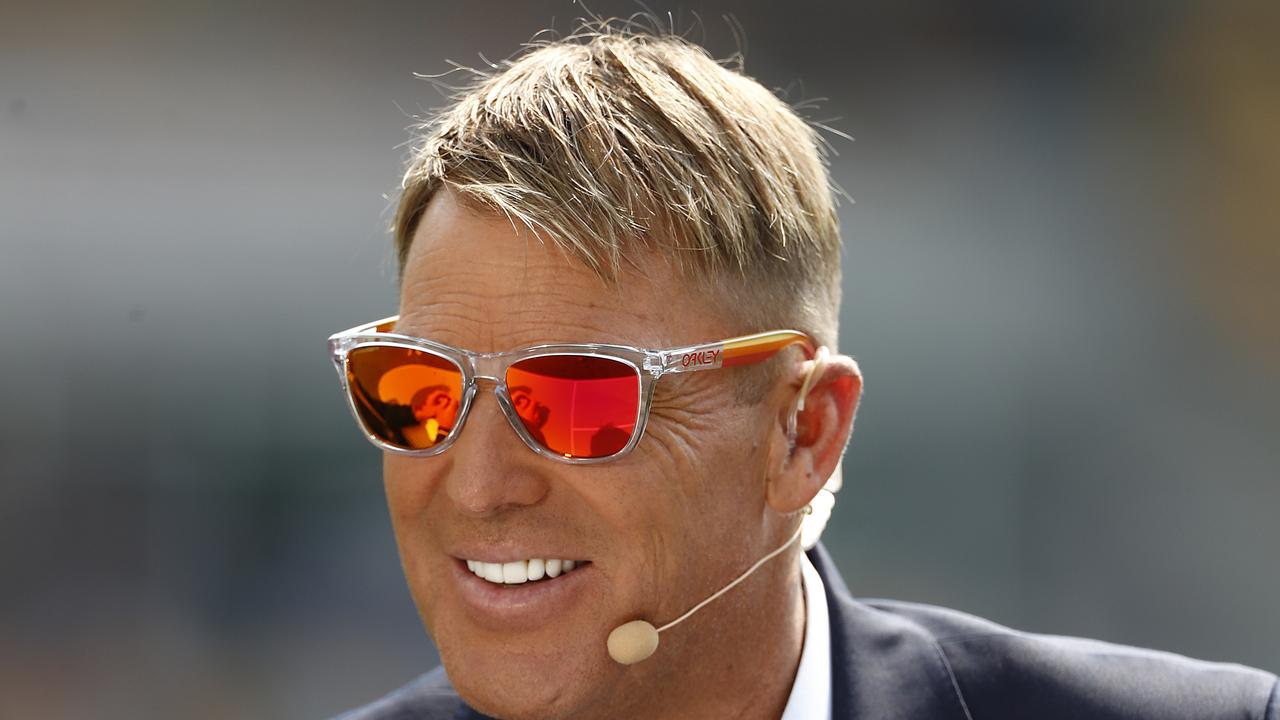 Shane Warne says a night on the town could be on the cards.