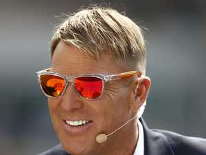 Notorious party boy Shane Warne in town to raise hell
