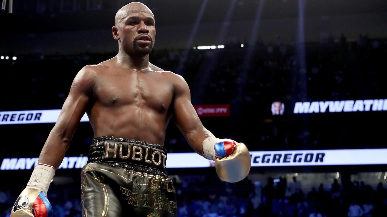 Floyd Mayweather Jr Has been giving mixed messages on his boxing future.