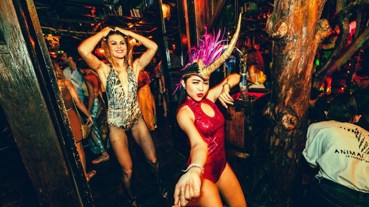 La Favela welcomes thousands of people every weekend night. Picture: Supplied