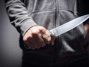 Bizarre reason why man was allegedly stabbed