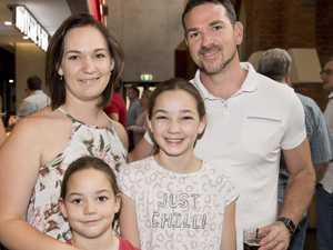 ( From left ) Kara, Patience, Savannah and Josh