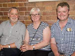 ( From left ) Lindsay Reid, Mischa Reid and Rob Reid.